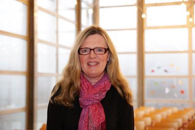 Susanne Bornefeld leitete das Arbeitslosenbüro von 1989 bis 2012. Nun wird das angebot eingestellt. Nur die Schulmaterialienkammer bleibt bestehen. Foto: dph / Christine Hinrichs