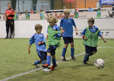 meinSCP-Kickercamp in den Osterferien 2013