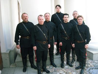 Maxim Kowalew Don Kosaken mit einem festlichen Konzert in Paderborn