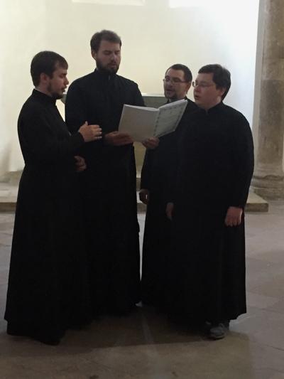 Geistliche Musik und Lieder aus Russland