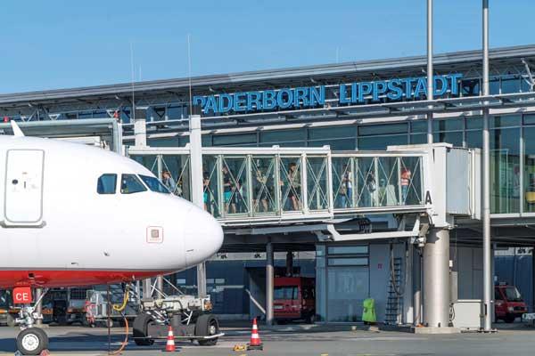 ©Paderborn-Lippstadt Airport
