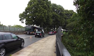 Brückenbau Bahnhofstraße