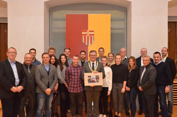 Botschafter des Paderborner Spitzensports
