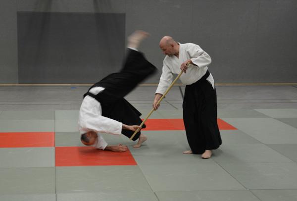 Aikido im TV 1875 Paderborn Trainingsbeginn 2018