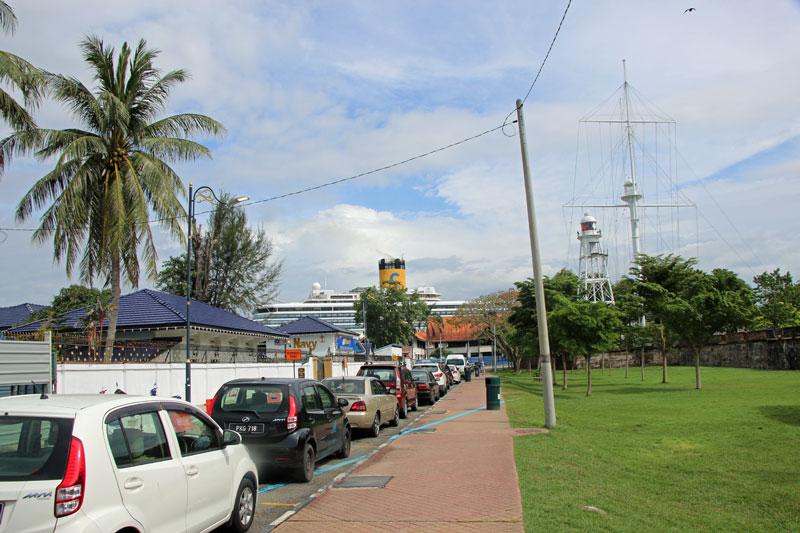 Asien Kreuzfahrt mit der Costa Fortuna