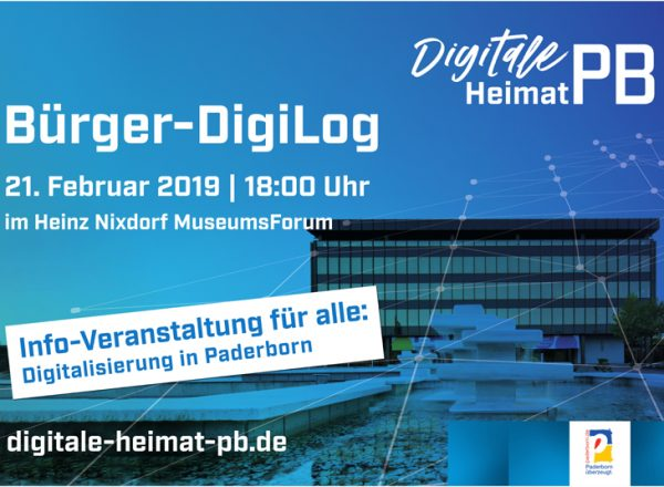 "Digitalisierung im ""DigiLog"""