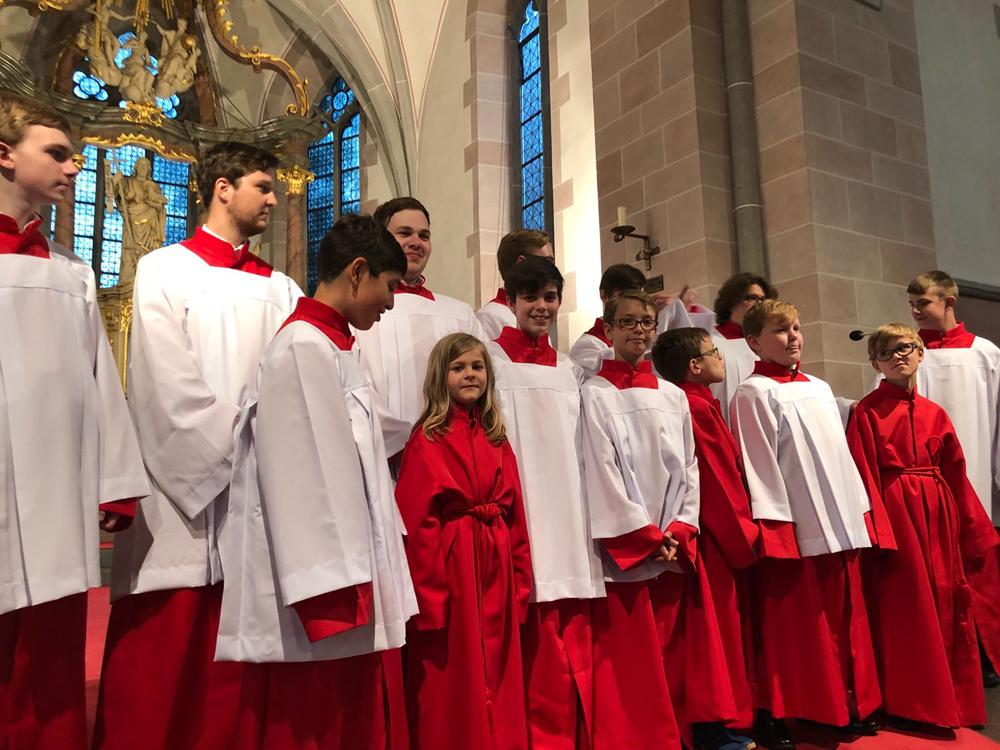 Passionskonzert mit dem Konzertchor der Chorschule Wewelsburg