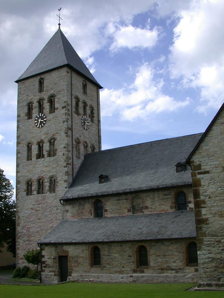 Kilianskirche Brenken