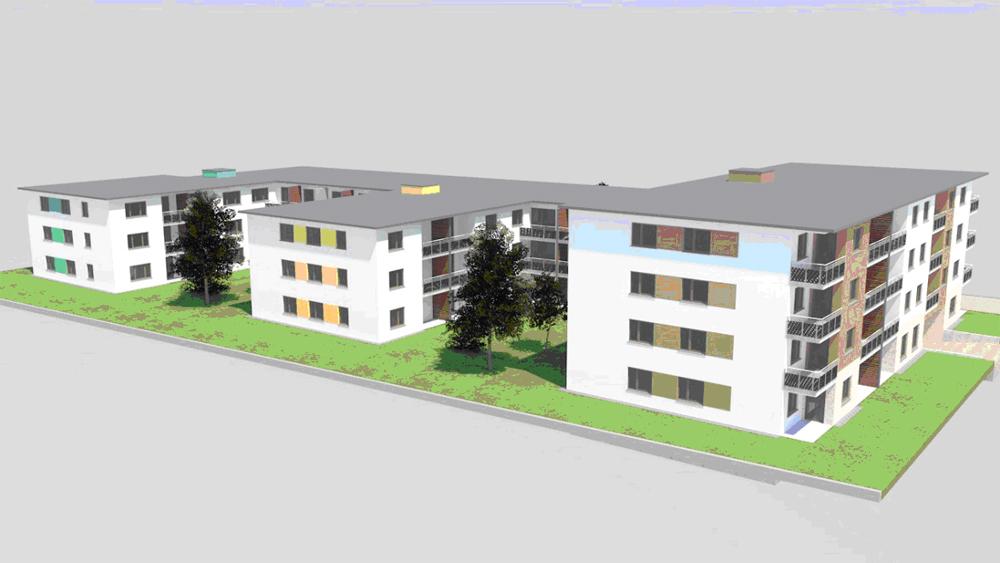 57 bezahlbare Mietwohnungen mitten in Paderborn