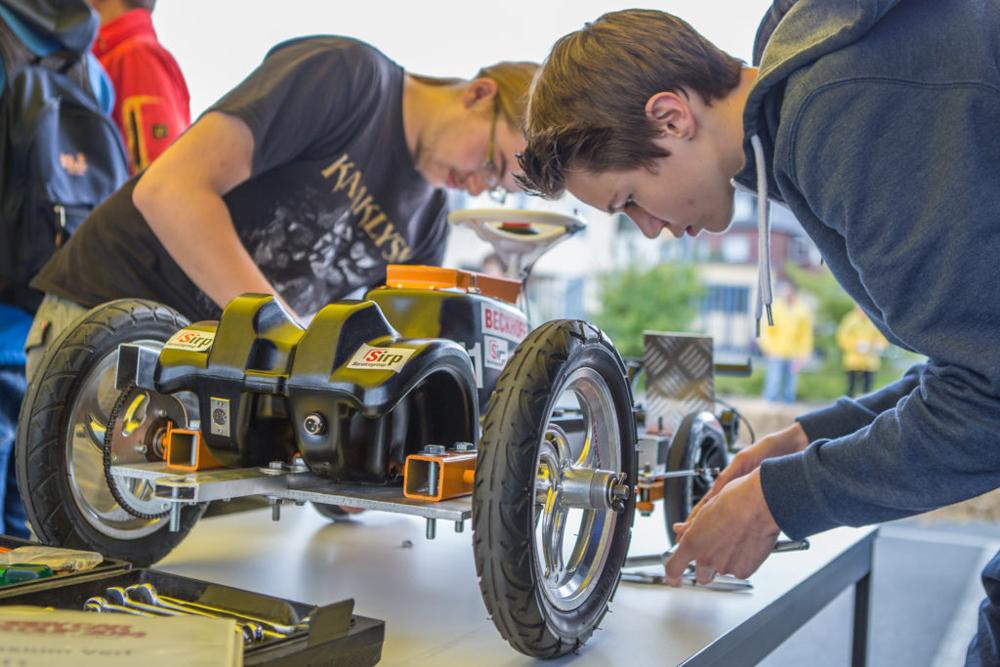 """Das internationale Erfinderfestival """"Maker Faire"""" kommt nach OWL!"""