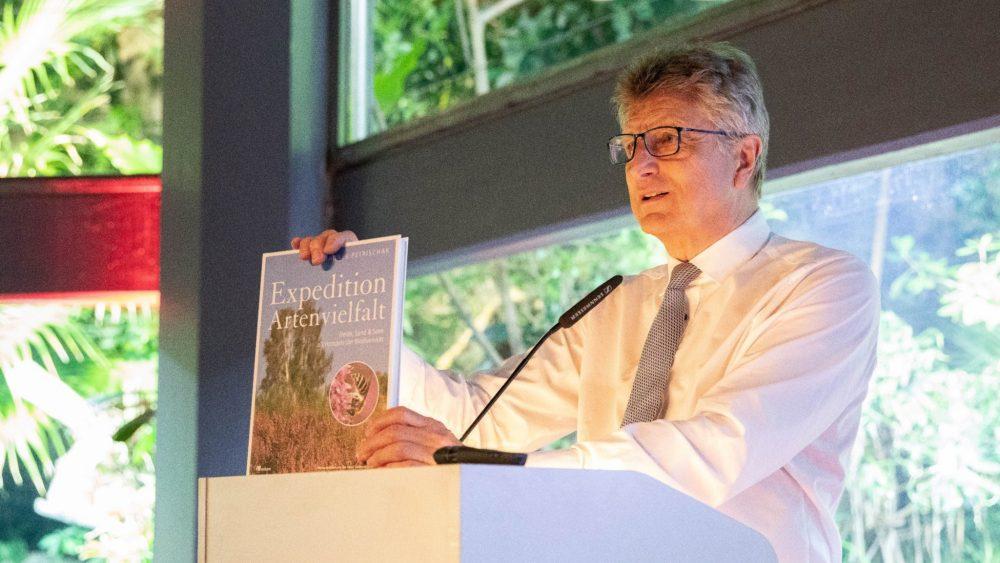 Heinz Sielmann Stiftung feiert 25 Jahre erfolgreichen Naturschutz
