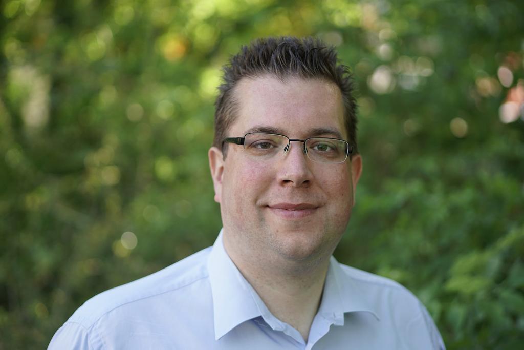 Portraitfoto Florian Rittmeier