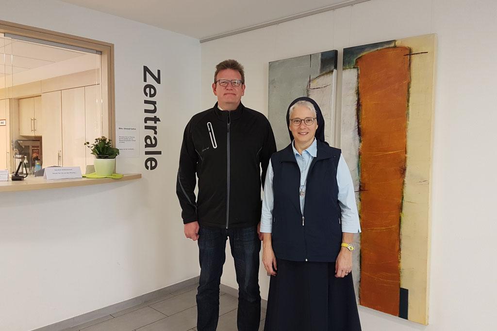 St. Vincenz-Krankenhaus GmbH mit neuem Integrationsbeauftragten