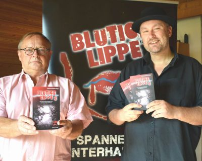 "Krimifestival ""Blutige Lippe 3"" auf Gut Lippesee"