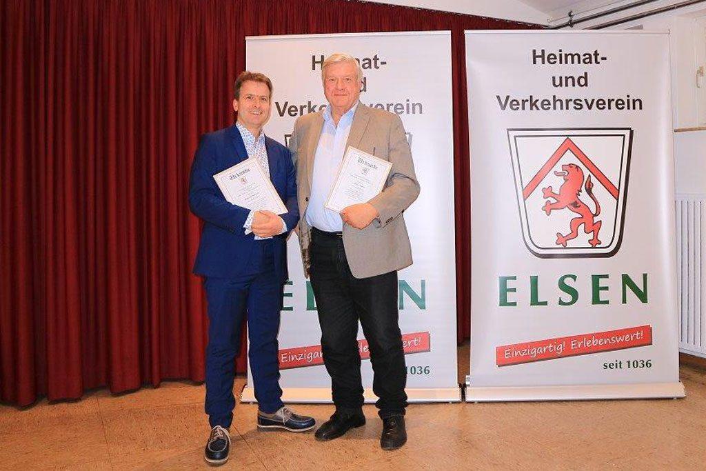 Mitglieder- und öffentliche Bürgerversammlung des Heimat- und Verkehrsverein Elsen e.V.
