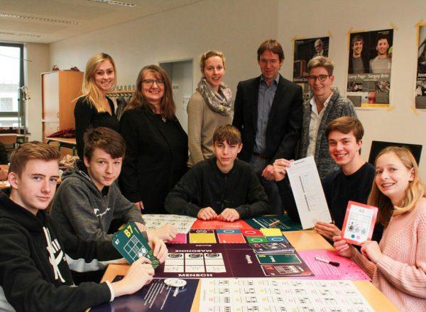 Neue Kooperation zwischen Universität Paderborn und städtischem Gymnasium