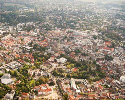 Bevölkerungsentwicklung der Stadt Paderborn: Einwohnerzahl 2019 gestiegen