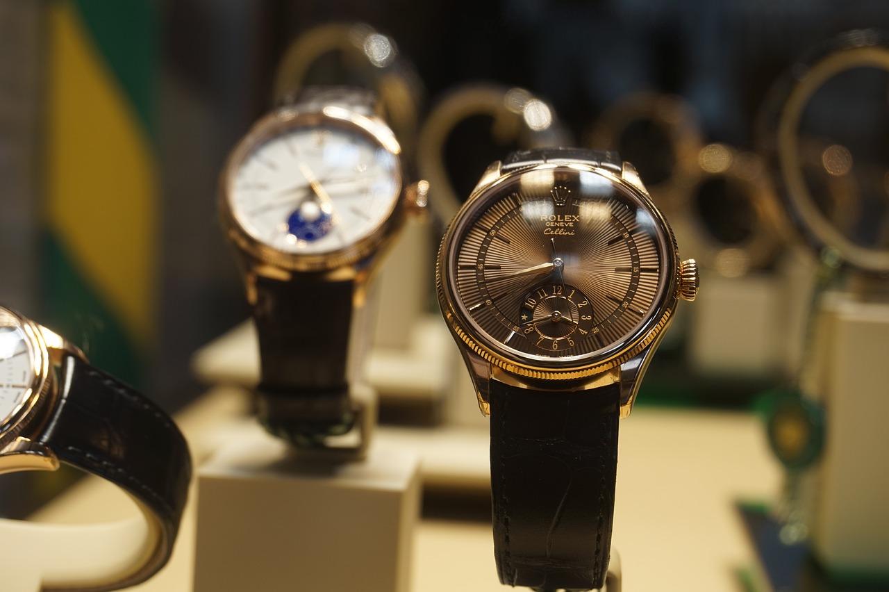Rolex-Uhrenmanufaktur