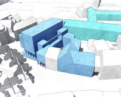 Stadthaus: Planungen schreiten voran – Vorplanung soll nächstes Jahr abgeschlossen sein