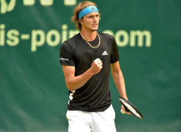 Deutschlands Tennisstar Alexander Zverev gibt Startzusage fürs ATP 500er-Event