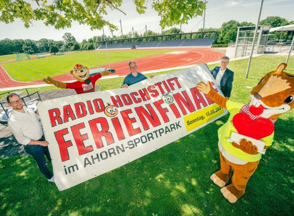 Radio Hochstift-Ferienfinale 2021 im Ahorn-Sportpark