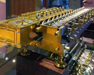Das letzte Original – Auf den Spuren der Rechenmaschine von Leibniz